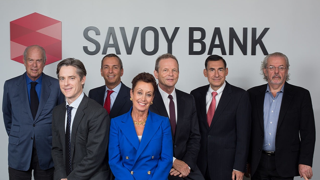Banking Pioneer Scores With Own Venture: Savoy Bank Survives Crisis to Prove Doubters Wrong